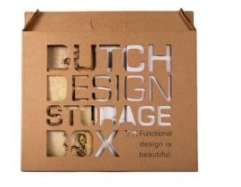 Storage Box Ancient World Map Dutch Design Brand