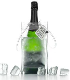 Ice bag basic Clear (24 stuks) Horeca