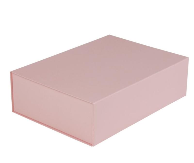 Luxe magneetdoos Oudroze (Medium) bundel 10 stuks