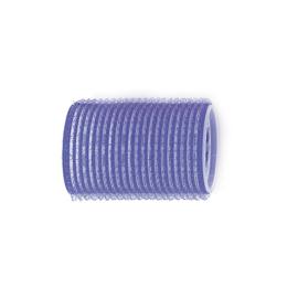 Zelfklevende rollers Sibel - 40 mm - Blauw - 6 stuks