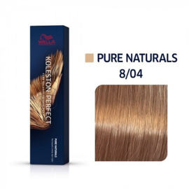 Wella Koleston Perfect ME+ - Pure Naturals - 8/04 - 60 ml