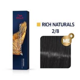 Wella Koleston Perfect ME+ - Rich Naturals - 2/8 - 60 ml