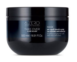 6.Zero Take Over Pure Silver - Mask - 500 ml