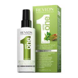 Revlon Uniq One All in One Hair Treatment Green Tea - 150ml