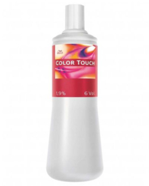 Wella Color Touch Emulsie 6 Vol. 1,9% - 1.000 ml