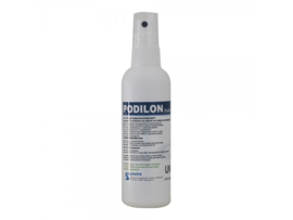 Podilon Huiddesinfectant - 100 ml met verstuiver
