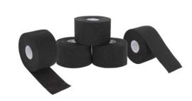 Nekpapier Zwart - 5 rollen