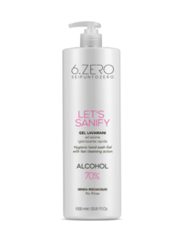 6.Zero Handgel met 70% alcohol - 1.000 ml