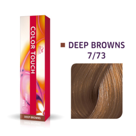 Wella Color Touch - Deep Browns -  7/73  - 60 ml