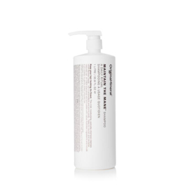 O&M Maintain the Mane Shampoo - 1.000ml