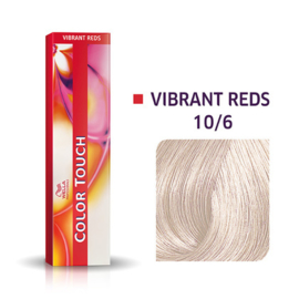 Wella Color Touch - Vibrant Reds -  10/6 - 60 ml