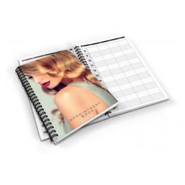Afsprakenboek Sibel - A4 Formaat