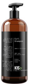 KIS Green Curl Shampoo - 1.000 ml