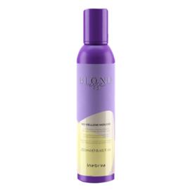 Inebrya Blondesse No-Yellow Mousse - 250 ml