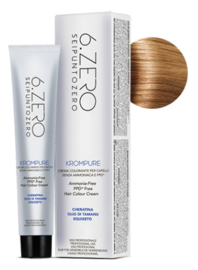 6.Zero Krompure - 8.3 Light Golden Blonde - 100 ml