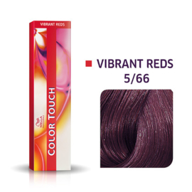 Wella Color Touch - Vibrant Reds -  5/66  - 60 ml