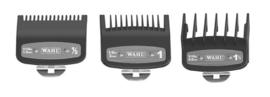 Wahl - Set Opzetkammen Premium (1½, 3 en 4½ mm)