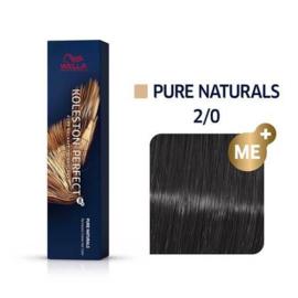 Wella Koleston Perfect ME+ - Pure Naturals - 2/0 - 60 ml