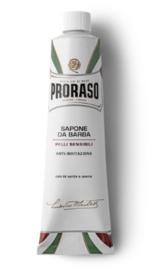 Proraso White Shaving Cream In A Tube - 150 ml