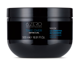 6.Zero Take Over Define Curl - Mask - 500 ml