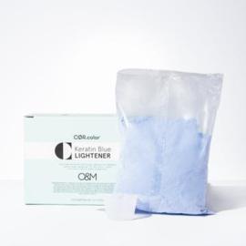 O&M Keratin Blue Lightener - 1.000 gr ( 2x 500 gr refill )