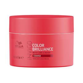Wella Invigo Color Brilliance - Masker - Weerbarstig haar - 150ml