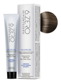 6.Zero Krompure - 7.0 Intense Medium Blonde - 100 ml