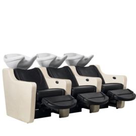 Wash Unit Luca Rossini Lusso - 3 seater