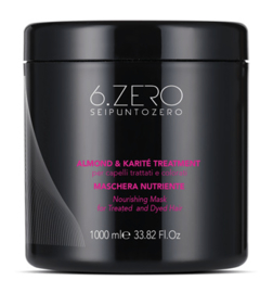 6.Zero Almond & Karité Treatment - 1.000 ml