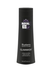 Royal KIS Glamwash Blueberry (Violet Blue) - 250 ml