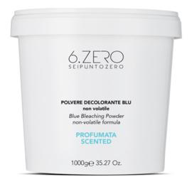 6.Zero Blondeerpoeder - 1.000 gr