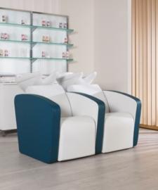 Wash Unit Salon Ambience Sublime - 2 seater