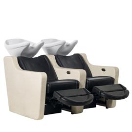 Wash Unit Luca Rossini Lusso - 2 seater