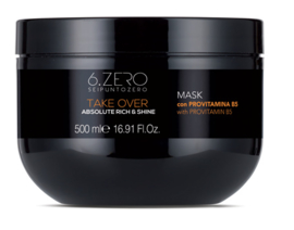 6.Zero Take Over Absolute Rich & Shine - Mask - 500 ml