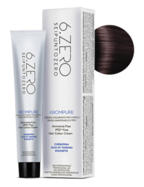 6.Zero Krompure - 4.76 Red Chestnut Brown - 100 ml