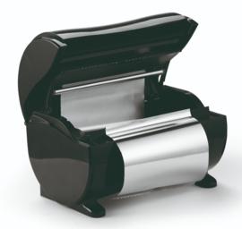 Dispenser voor aluminium folie