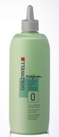 Goldwell Topform 0 - Voor Moeilijk Te krullen Haar - 500 ml