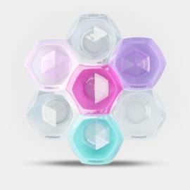 Framar Colored Connect & Color Bowls - 7 stuks