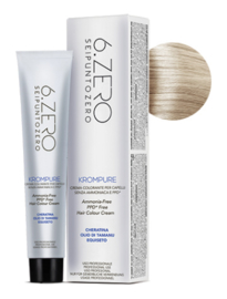 6.Zero Krompure - 10 Very Light Platinum Blonde - 100 ml
