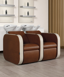 Wash Unit Salon Ambience Iconwash - 2 seater