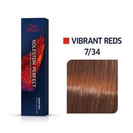 Wella Koleston Perfect ME+ - Vibrant Reds - 7/34 - 60 ml