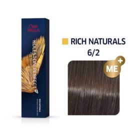 Wella Koleston Perfect ME+ - Rich Naturals - 6/2 - 60 ml