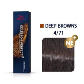 Wella Koleston Perfect ME+ - Deep Browns - 4/71 - 60 ml