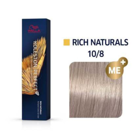 Wella Koleston Perfect ME+ - Rich Naturals - 10/8 - 60 ml