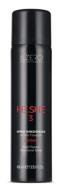 6.Zero He.She 3 High Fixation Directional Spray - No Gas - 400 ml