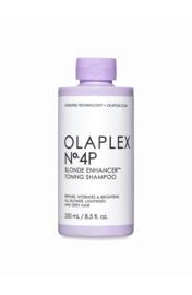 Olaplex No.4P - Blonde Enhancer Toning Shampoo - 250 ml