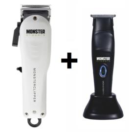 Monster Clippers - Monsterclipper Taper Blade + Monstertrimmer