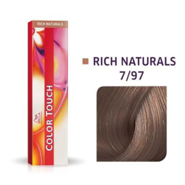 Wella Color Touch - Rich Naturals -  7/97 - 60 ml
