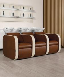 Wash Unit Salon Ambience Iconwash - 3 seater