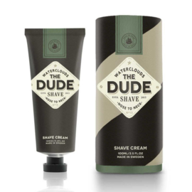Waterclouds The Dude Shave Cream  - 100 ml